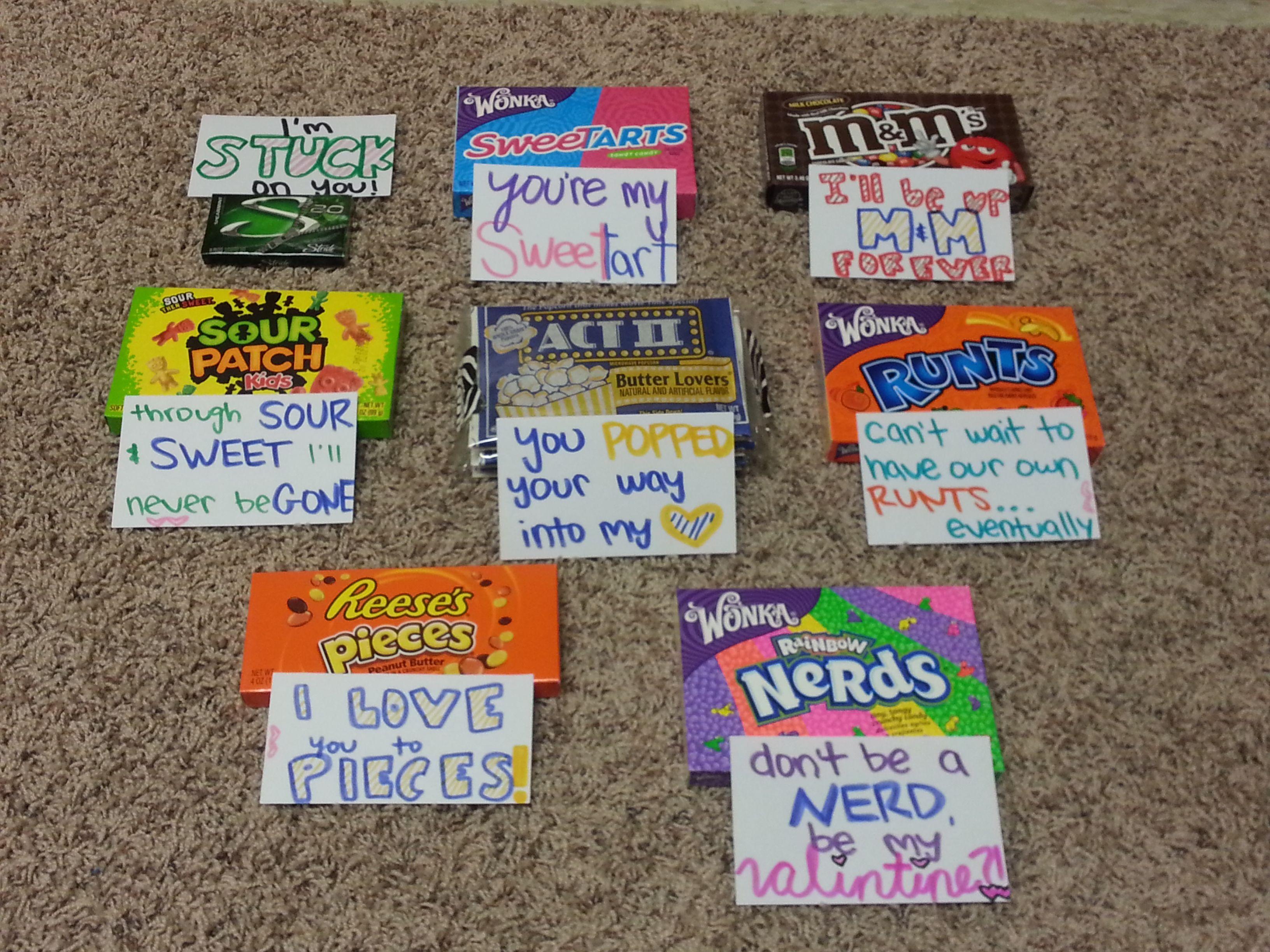 cute simple gift idea! #spookybasketideasforboyfriend