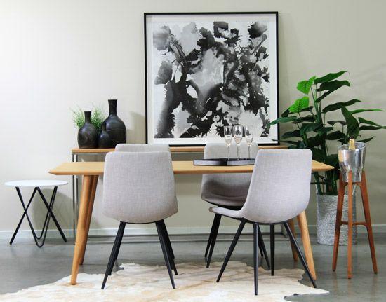 Gch603 Ella Dining Chair Townhouse Aussie Modern