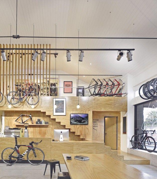 Bike Gallery Store Layout Store Layout Bike Store Retail