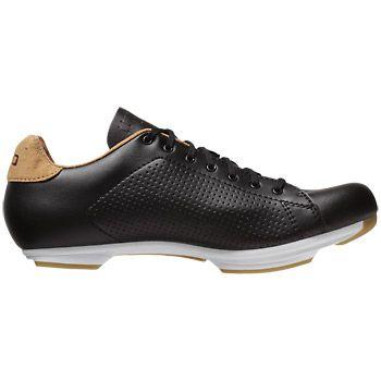 Giro Republic Shoes Black Gum Bike Clothes Dress Shoes Men Cycling Shoes
