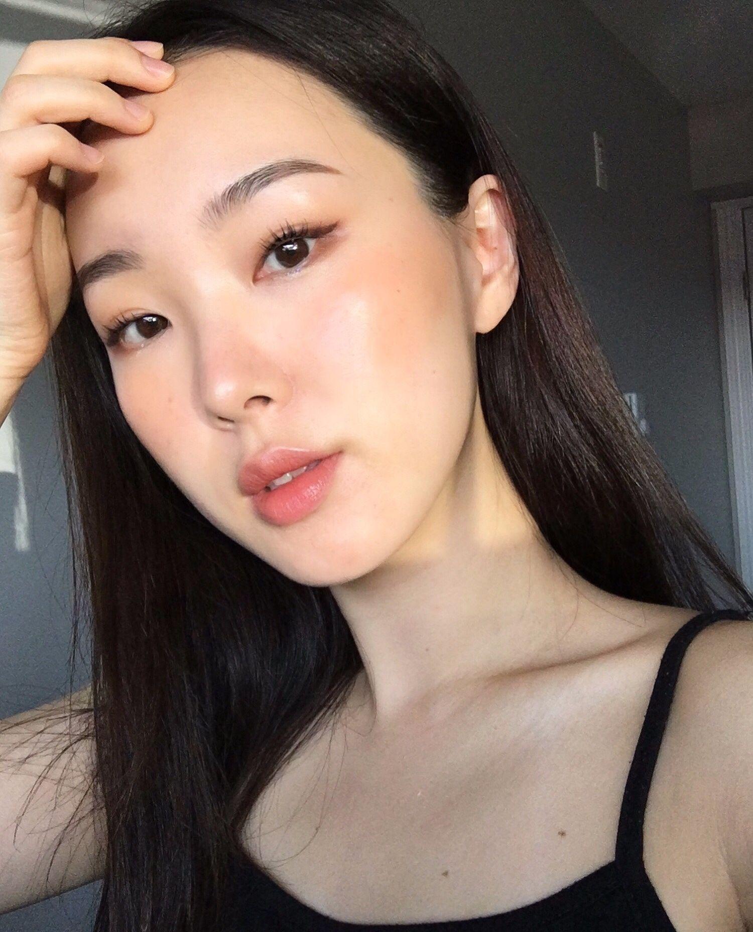 jeontaesthetic KoreanMakeupLook in 2020 Asian makeup