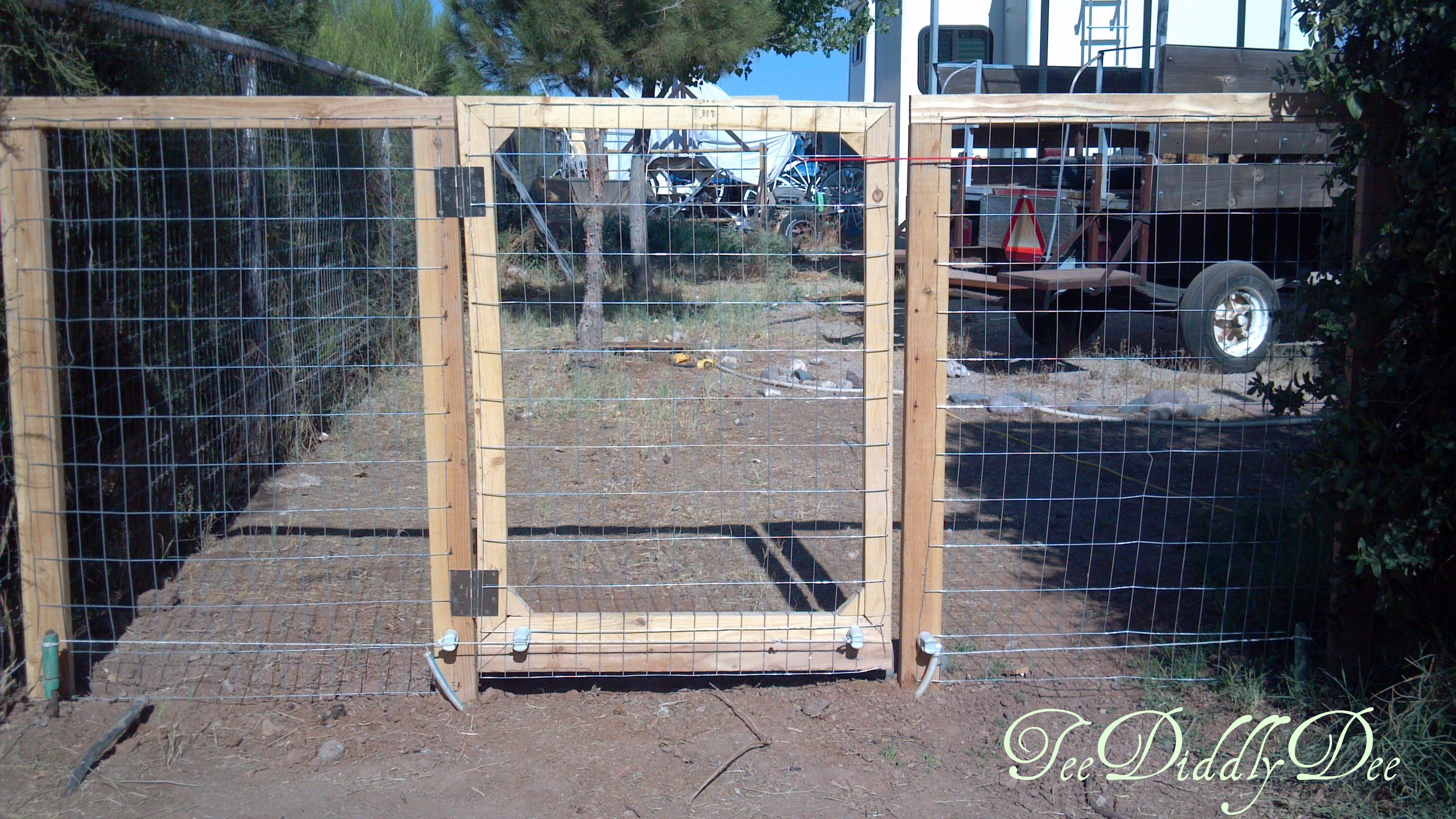 DIY Electric Fence / Hot Wire For Animals (Part 2 | house ...