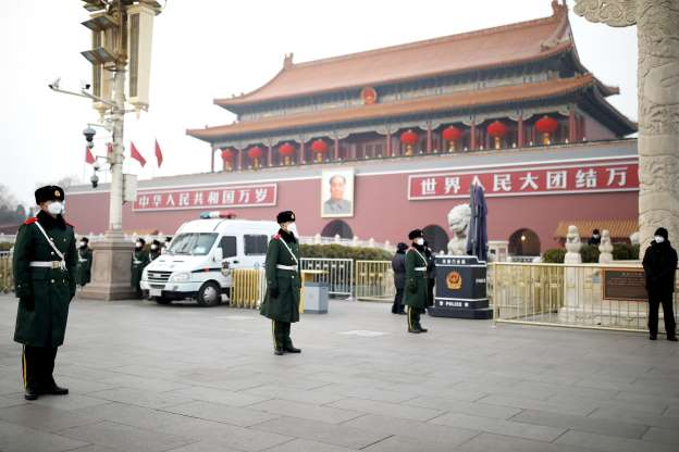 CDC, State Department warn against any travel to China in