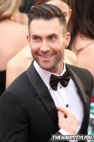 Adam Levine Haircut | Men's Hairstyles + Haircuts 2017 |Haircut Beard Adam Levine