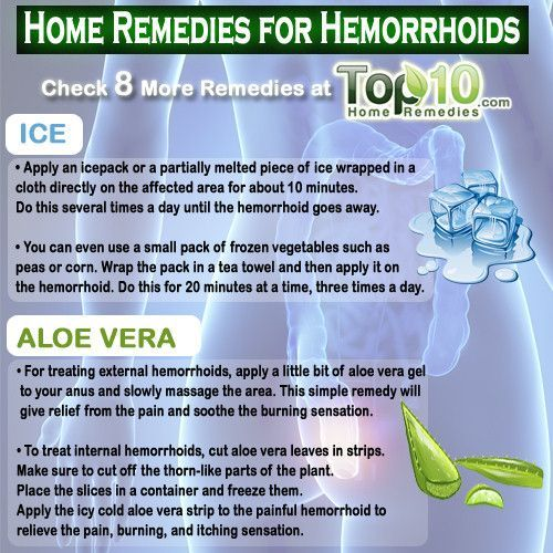 Do It Yourself Today Home Remedies For Hemorrhoids Hemorrhoids