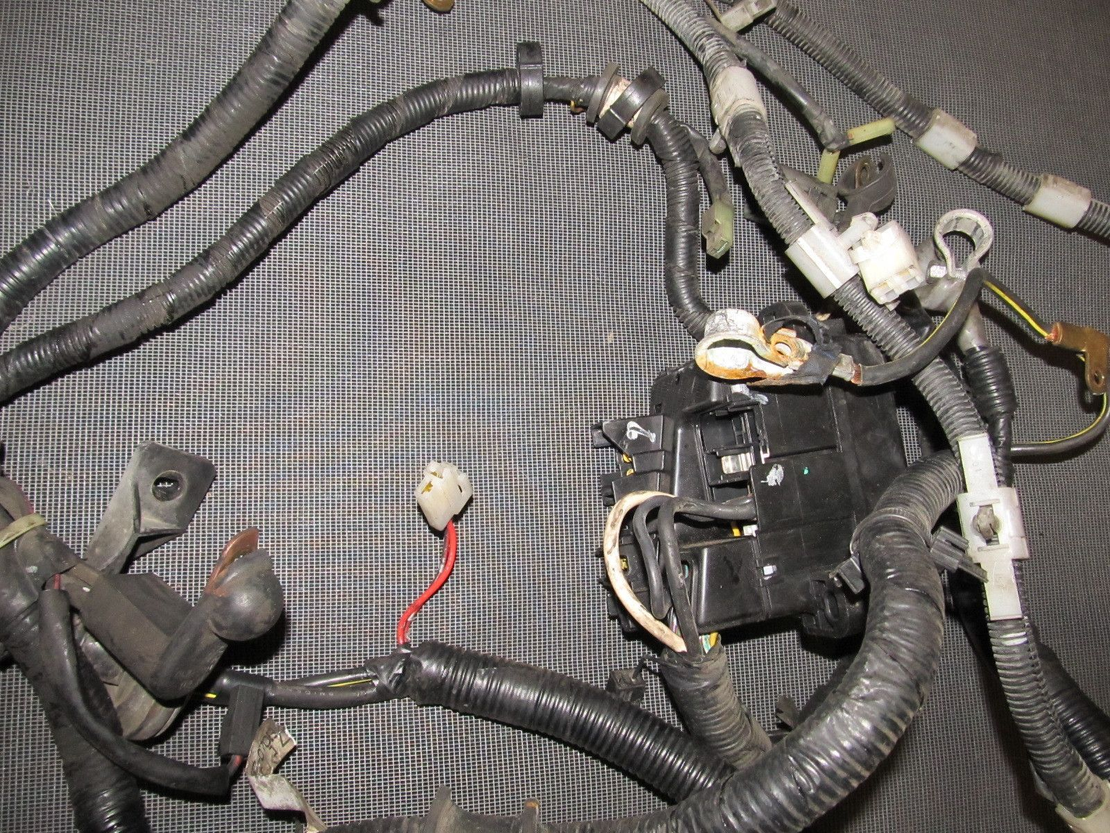 94 95 96 97 Mazda Miata Oem Battery Starter Alternator