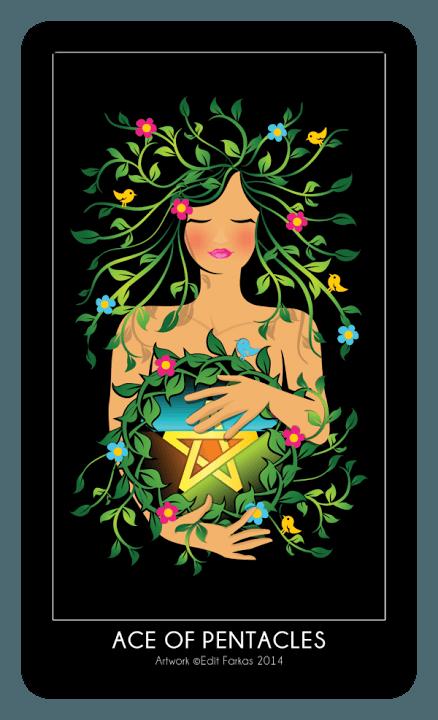 78 tarot deck collective art