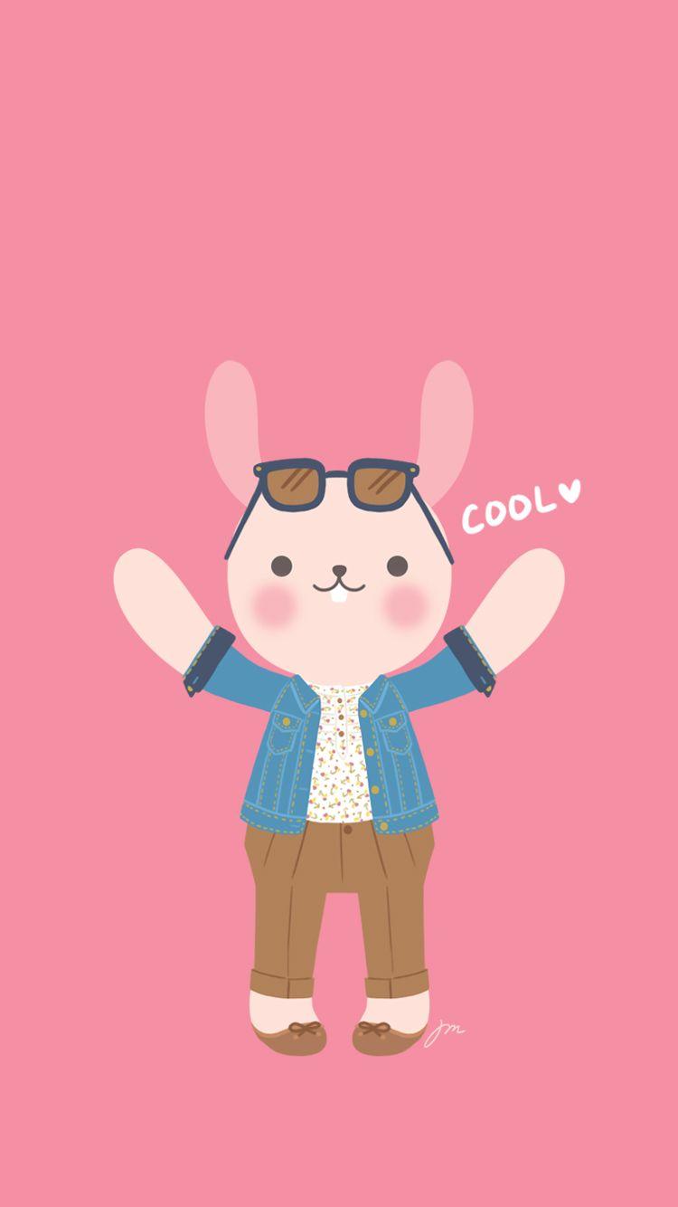 Iphone 6 wallpaper tumblr girl - Rabbit Fashion