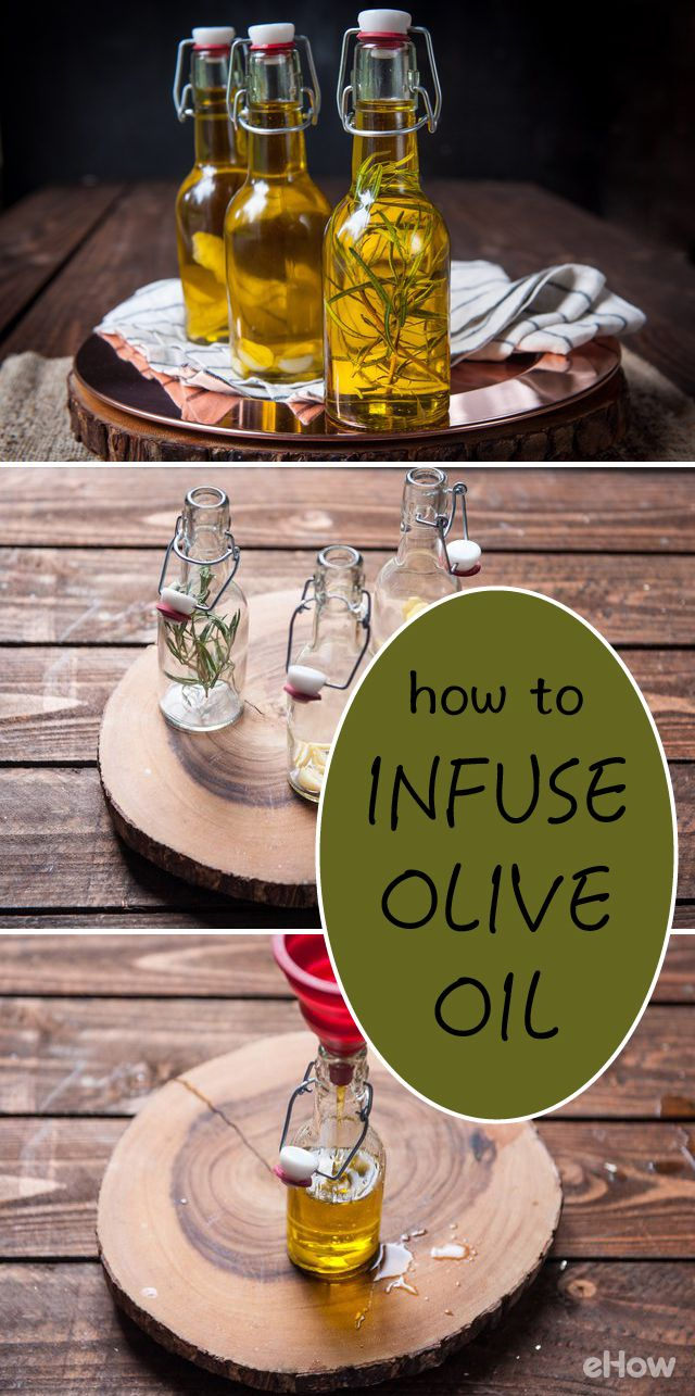 How to Infuse Your Olive Oil #oliveoils