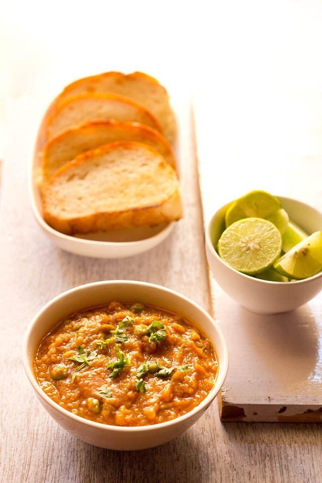 No onion no garlic recipe pav bhaji onions and garlic no onion no garlic jain recipesindian forumfinder Images