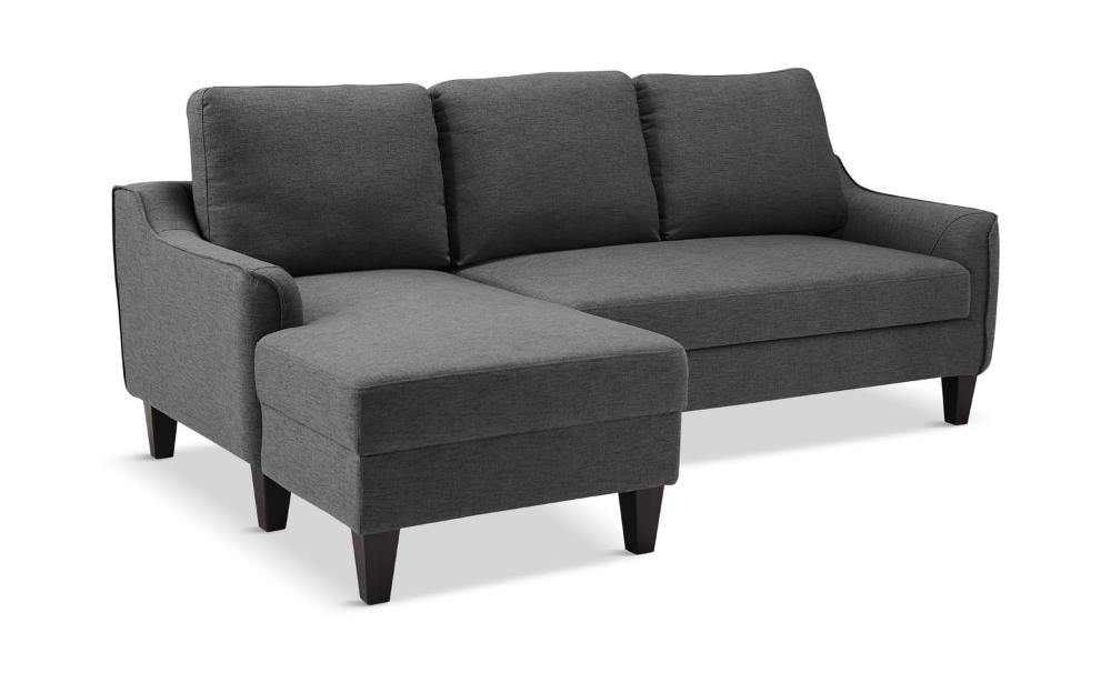 Anwen Sofa With Chaise Sleeper Hom Furniture Chaise Sofa Ashley Furniture Sofas Best Sofa