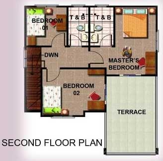 Filipino Simple Two Storey Dream Home L Usual House Design Ideas Philippines House Design Modern Kitchen Design House