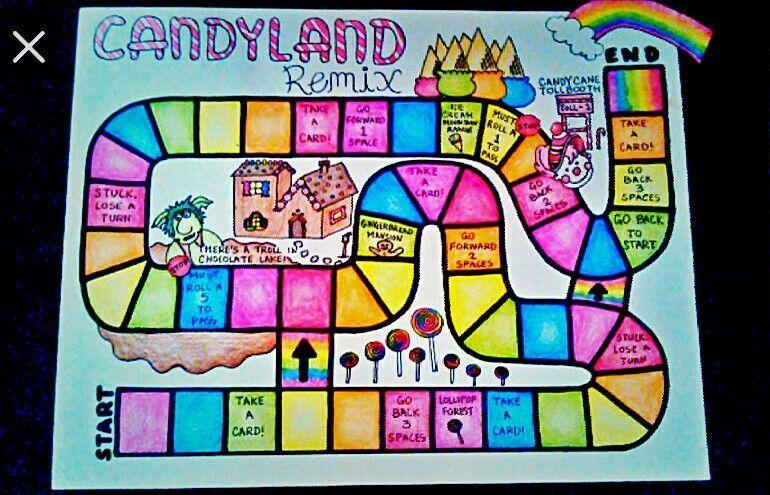 Make Your Own Board Game In 2020 Homemade Board Games Board Games Diy Board Games For Kids