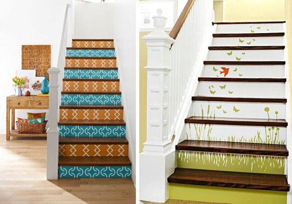 Ideas para Decorar Escaleras Decorating and Decoration