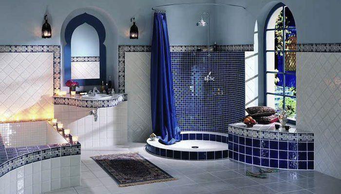 Tubadzin Majolika Csempe Es Padlolap Deco Salle De Bain Idee Deco Salle De Bain Deco Salle De Bain Bleue