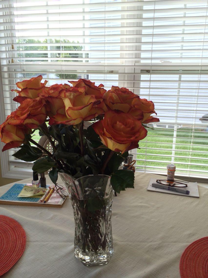 Anniversary | Vase, Decor, Glass vase