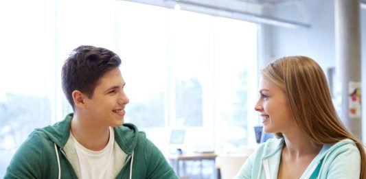 Schule flirten tipps