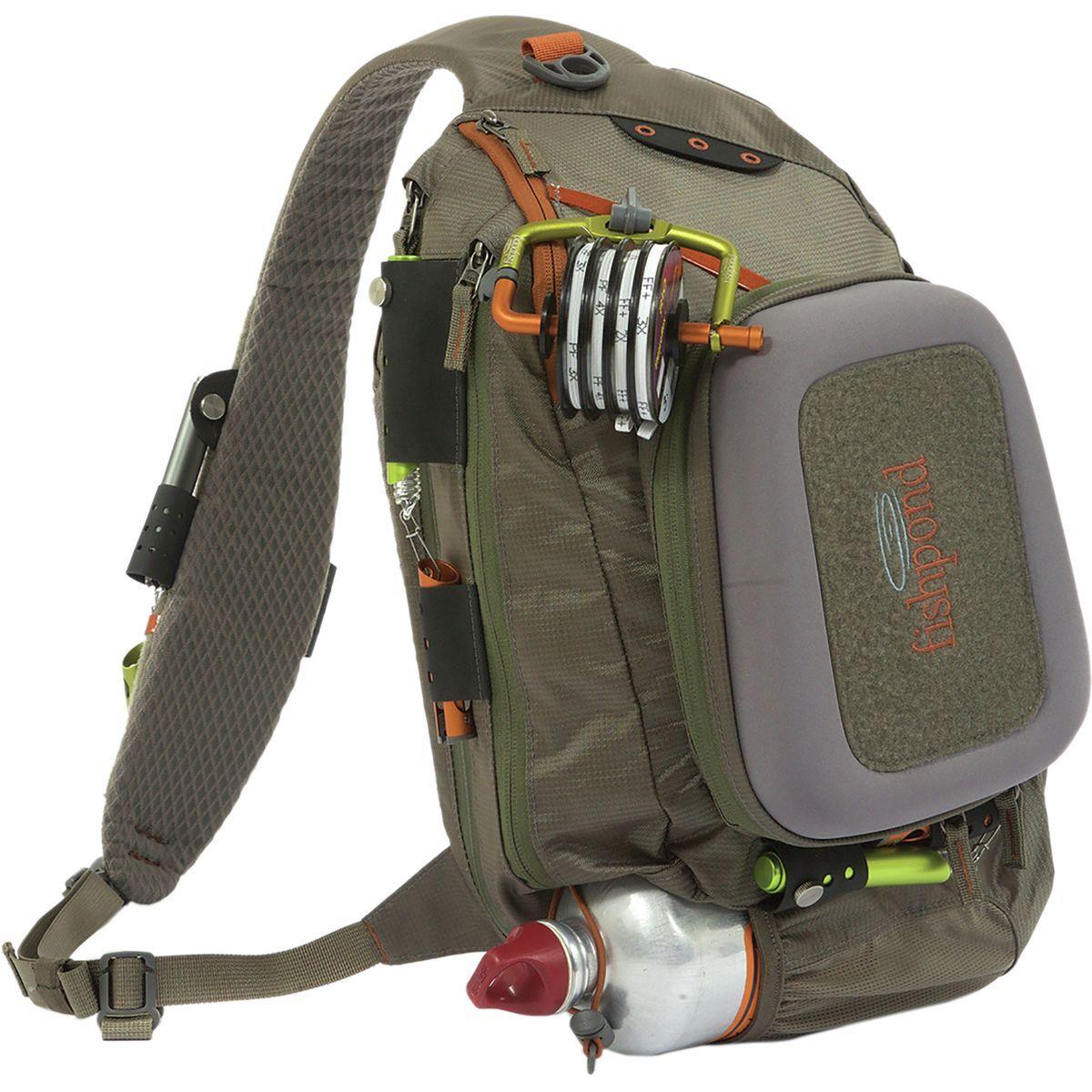Summit Sling In 2021 Fly Fishing Gear Fly Fishing Sling Bag