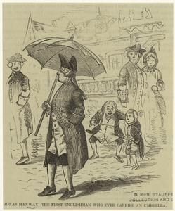 A Woman With A Parasol Art Of Manliness 18th Century Art