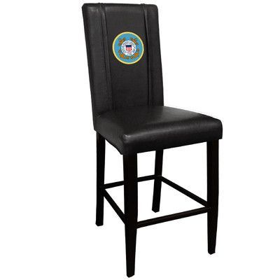 Pleasant Xzipit Armed Forces 30 Bar Stool With Cushion Armed Forces Gmtry Best Dining Table And Chair Ideas Images Gmtryco