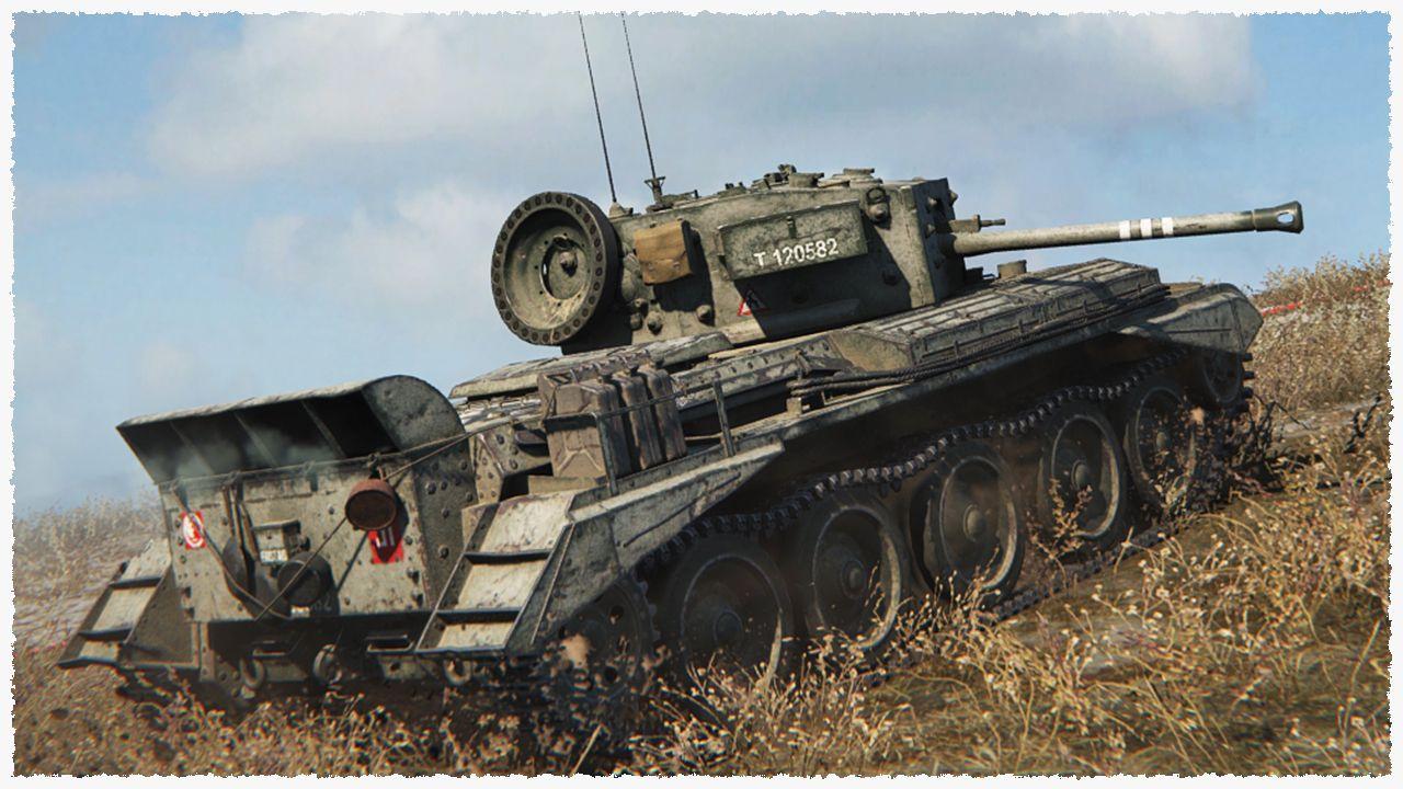 Cromwell B Military Vehicles World Of Tanks Cromwell
