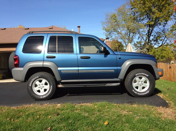 2005 Jeep Liberty I bought this in October of 2006 to