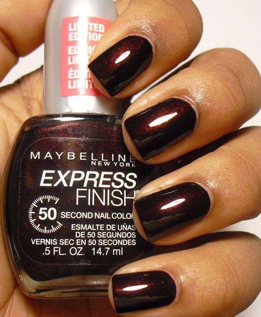 Maybelline Chic Chocolate
