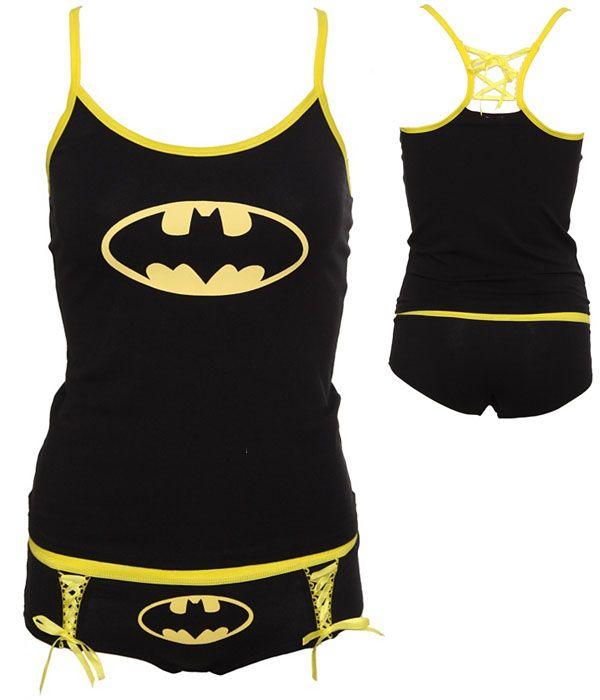 Batman tank set!!!!!!!! I must have!!!!