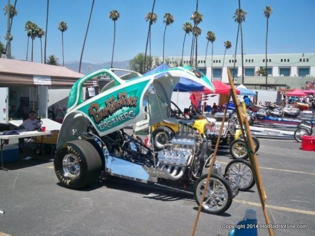 LA Roadster Show Part VI | Hotrod Hotline