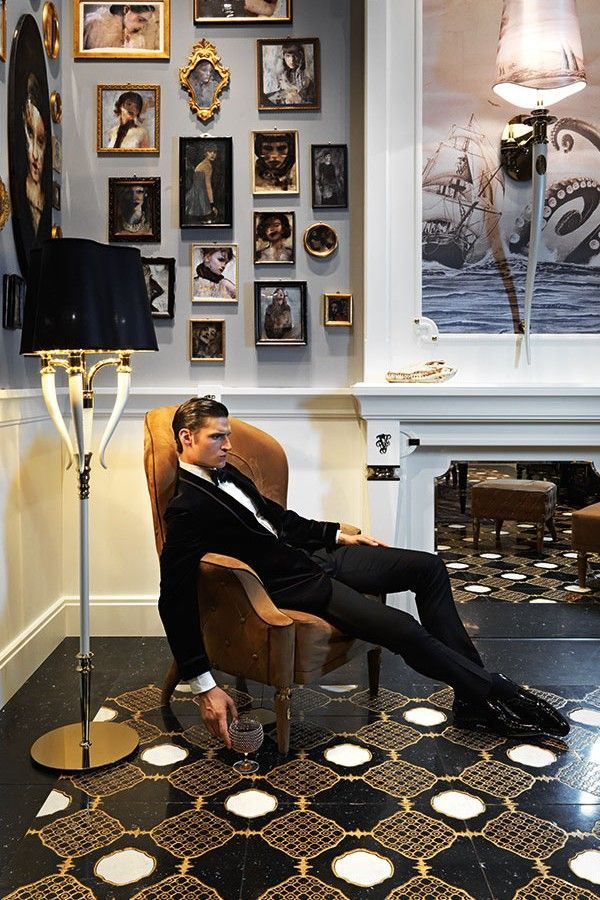 Luxury Living Rooms\