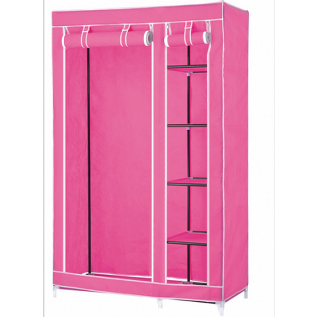 Portable Wardrobe Closets Cute Pink Portable Wardrobe