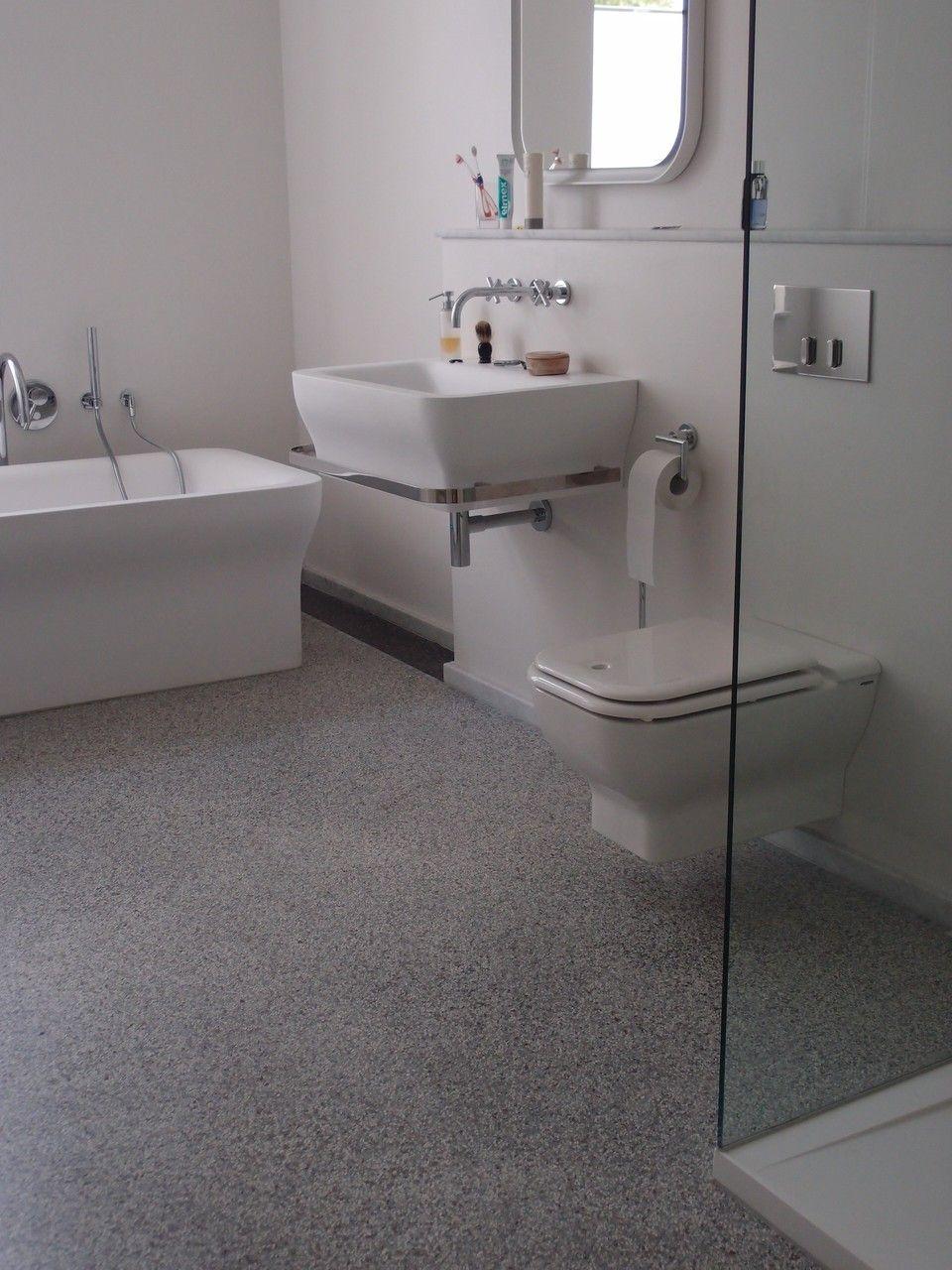 Terrazzo Projekte Terrazzoboden Terrazzo Peter Hess Kleines Badezimmer Umgestalten Badezimmer Badezimmerboden