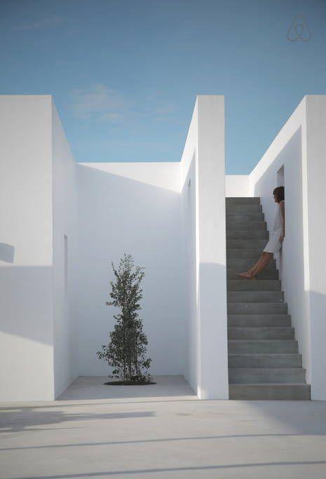 Pin de tai inthesky en beach house pinterest - Escalera japonesa ...