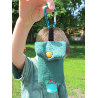 10 free hand sanitizer holder sewing patterns so sew on disinfectant spray wall holders id=95485