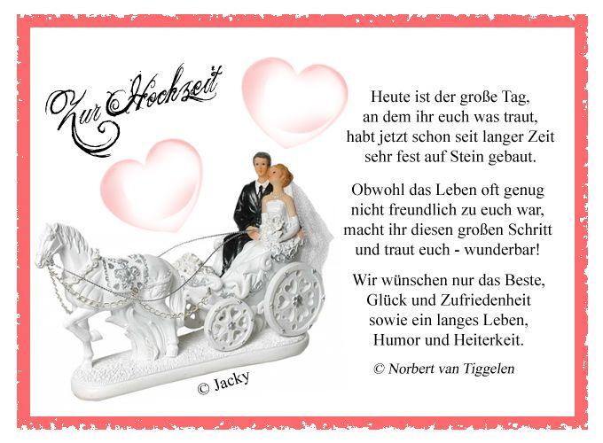 Pin von Katja Becker auf Sprüche | Hochzeit lustig ...