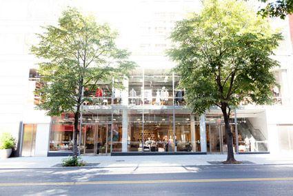 treasure & bond, for next NY shopping trip