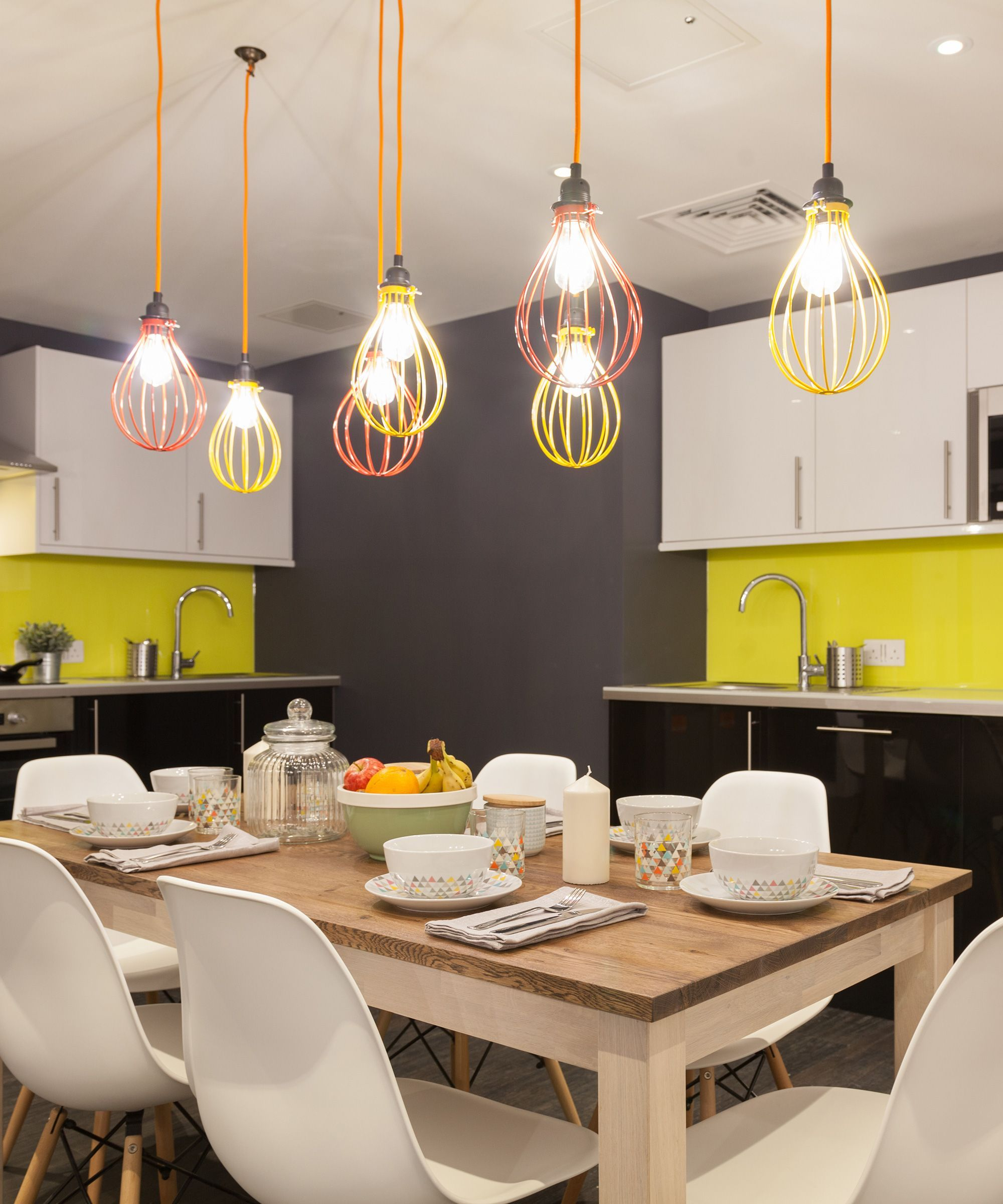 Co Living Flastshare Millennials Ways To Rent Communal Kitchen Co Housing Trendy Interiors