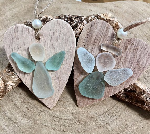 Scottish Sea Glass Guardian Angel – Boda fotos