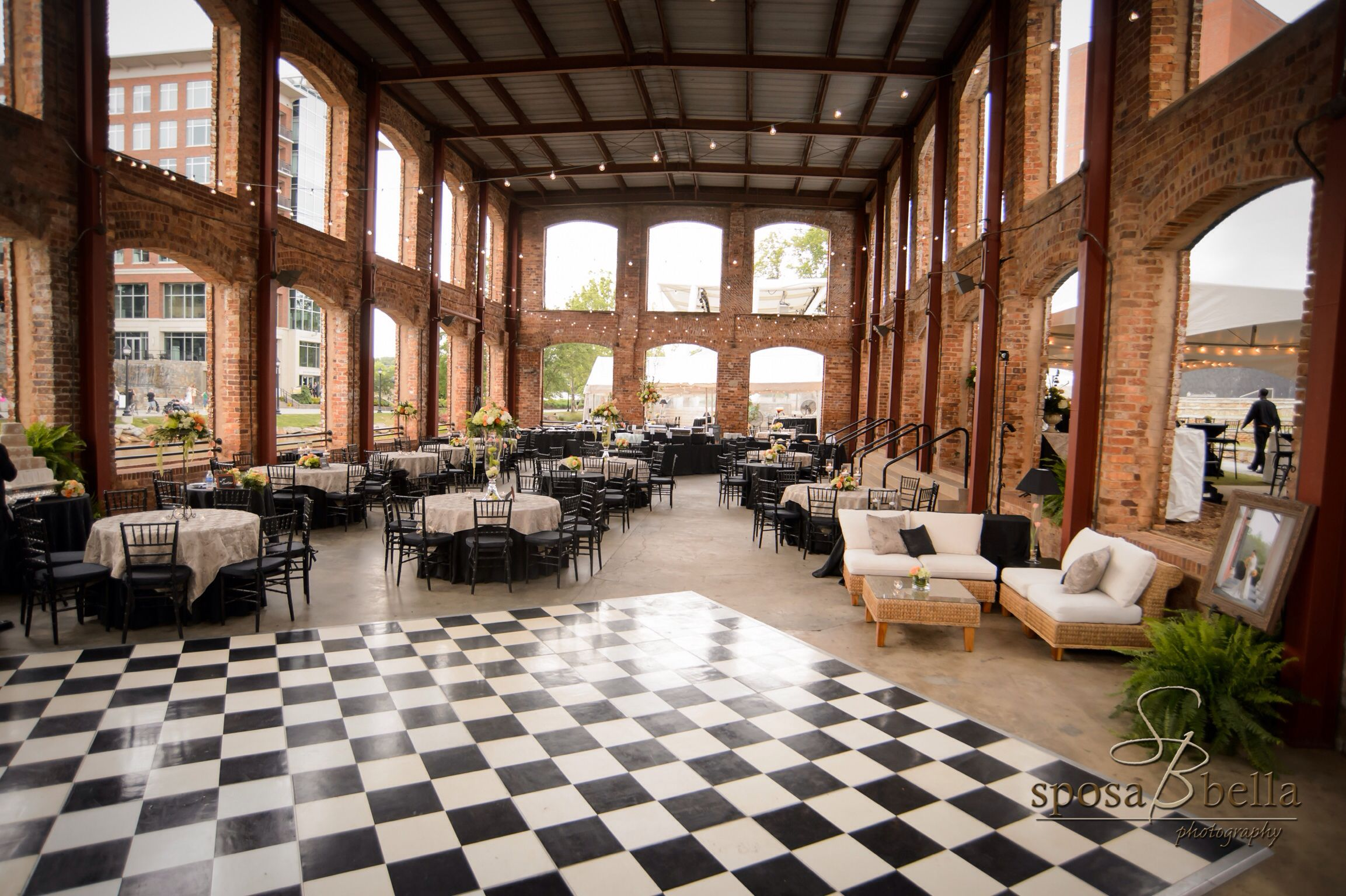 The Wyche Pavilion Greenville Sc Wedding Venues