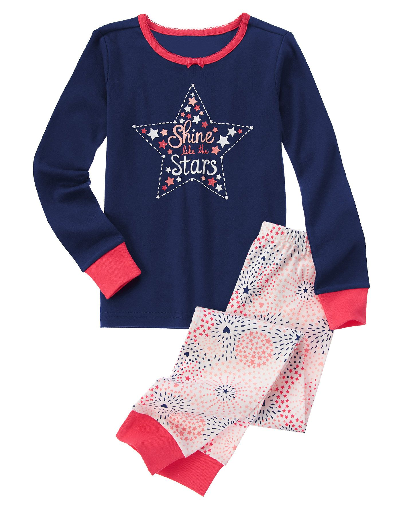 Shine Like The Stars Two-Piece Gymmies® at Gymboree  e9c5ba3d2