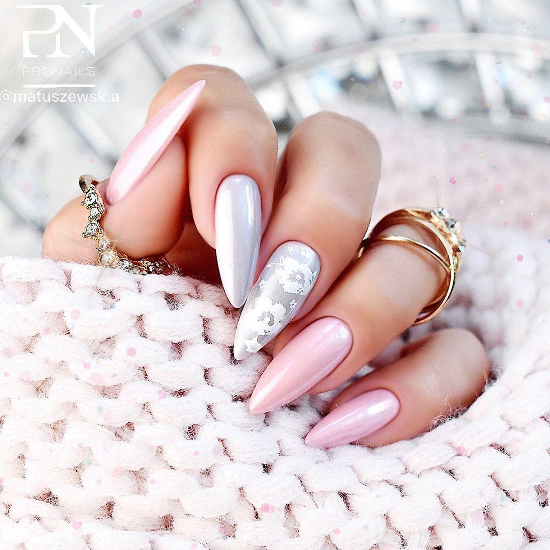Nails Designer On Instagram Hellospring Uwielbiam