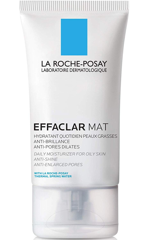 La Roche Posay Effaclar Mat Face Moisturizer 1 35 Fl Oz In 2020 Moisturizer For Oily Skin Best Drugstore Moisturizer Oily Skin