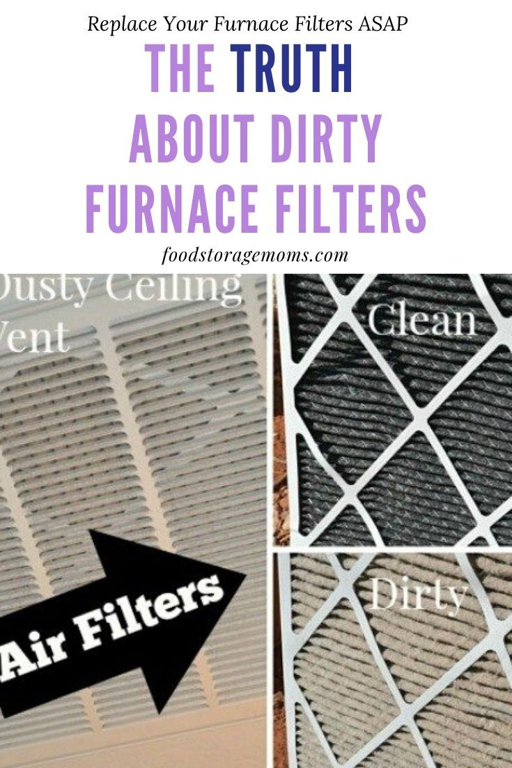 You will save energy bills by having clean filtersno