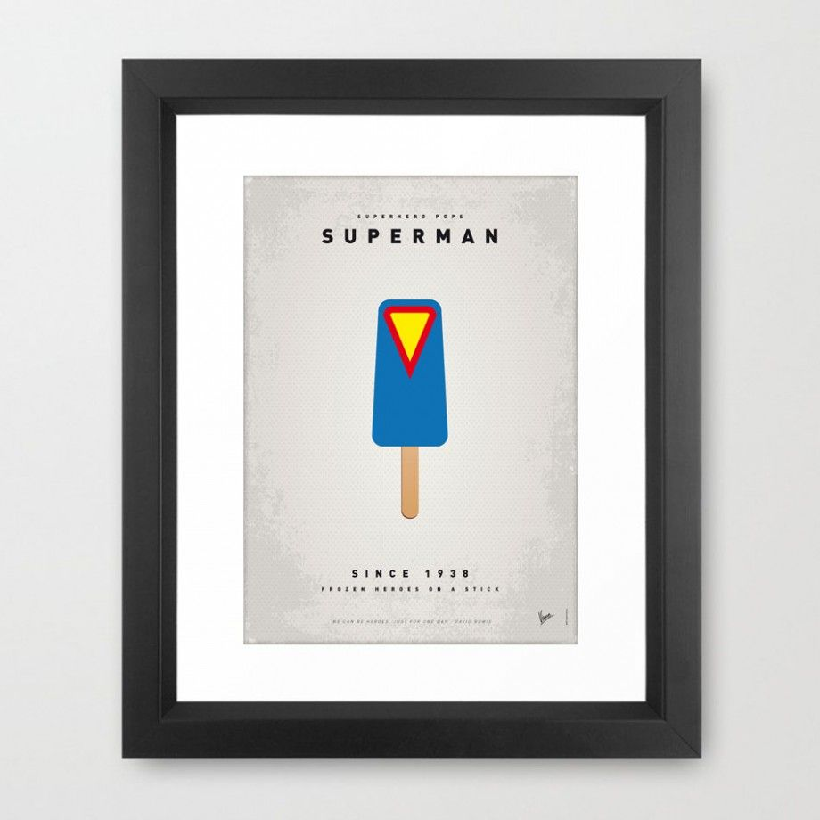 Superheroe Pops/Superman