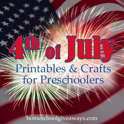 FREE 4th of July Unit Studies and Printables!
