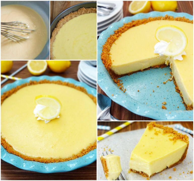 Lemon Icebox Pie!