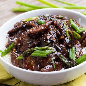 Mongolian Beef Pf Chang S Copycat Receita Co Hinh ảnh ẩm