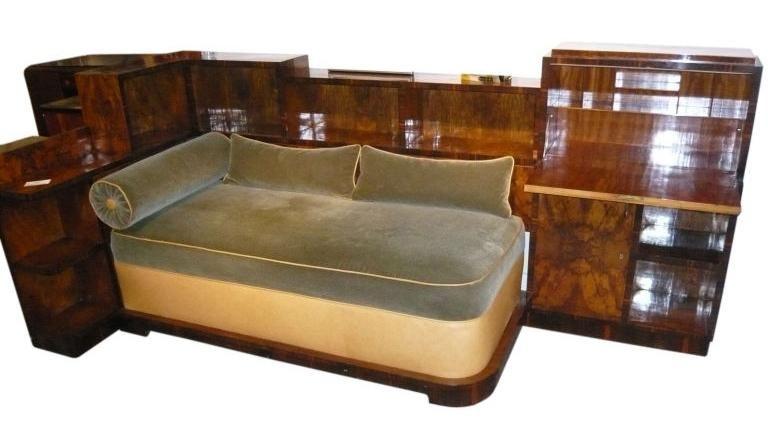 Histoire Du Design L Art Deco Paperblog Chaise Art Deco Canape Art Deco Art Deco