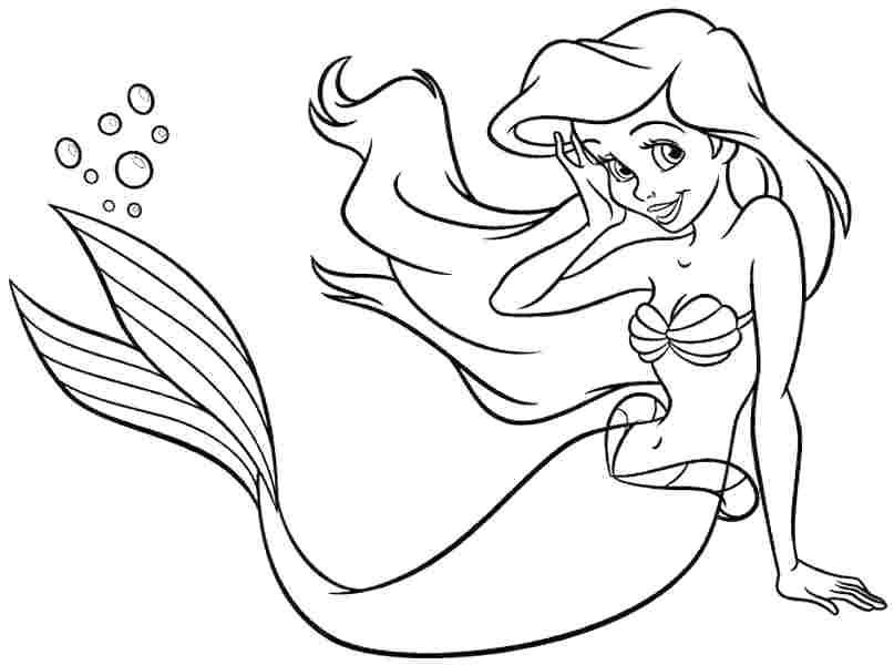 The Interesting Thing In Ariel Coloring Pages Free Coloring Sheets Ariel Coloring Pages Disney Princess Coloring Pages Free Disney Coloring Pages