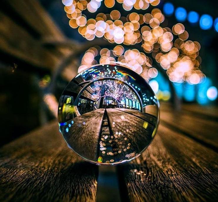 Lensball Crystal Ball Beautiful Photography Photos